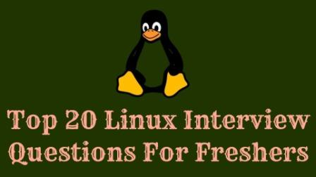 top 20 linux interview questions