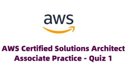 AWS Certified Solutions Architect Associate dump