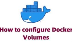 How to configure Docker Volumes