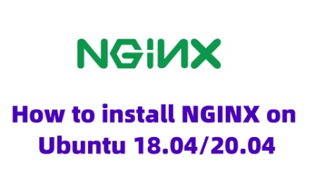 nginx web browser on ubuntu 18.04 20.04