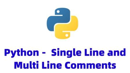 Python comments single line and multi line