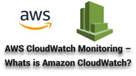 AWS CloudWatch Monitoring Amazon CloudWatch